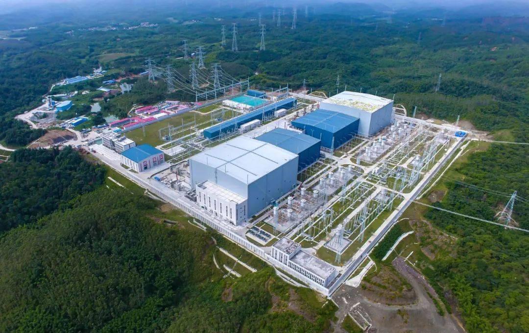 南方电网不断为粤港澳大湾区输送清洁能源